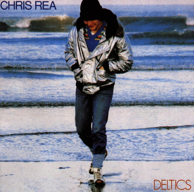 Chris Rea Deltics album cover
