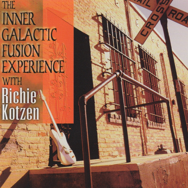 The Inner Galactic Fusion Experience Albumcover
