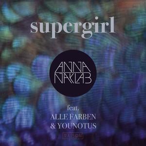 Supergirl - EP Albumcover