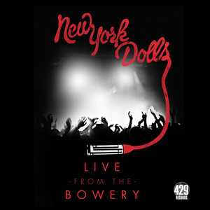 Live From The Bowery (New York / 2011)