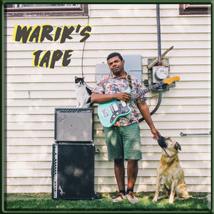 Album cover for Warik's Tape by Warik