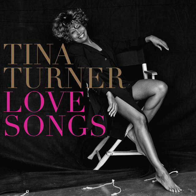 Tina Turner Love Songs album cover