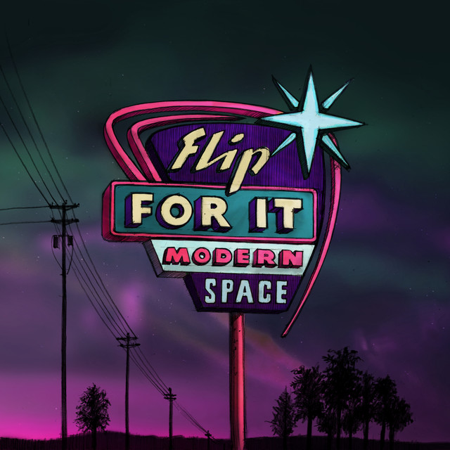 Album cover for Flip for It by Modern Space