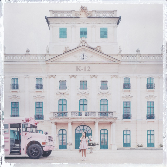 Album cover for K-12 by Melanie Martinez