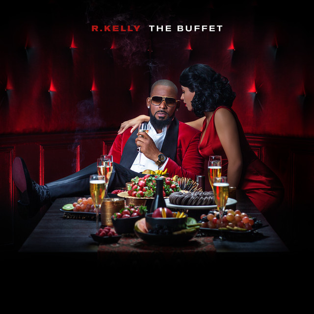 The Buffet Deluxe Version Albumcover R Kelly