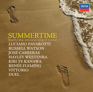 Michel Legrand, José Carreras, Robert Farnon And His Orchestra The Summer Knows cover