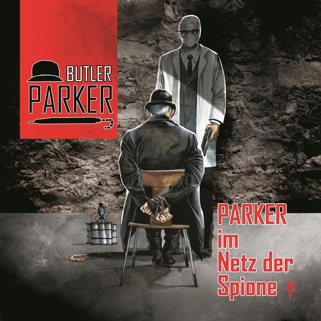 Folge 2: Parker im Netz der Spione Cover