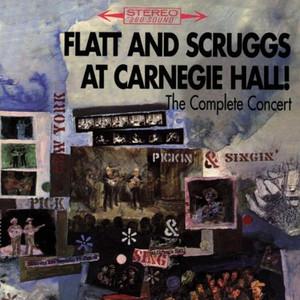 Earl Scruggs, Lester Flatt Salty Dog Blues cover
