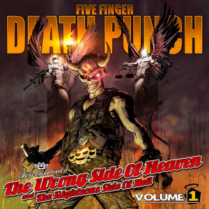Five Finger Death Punch, Wrong Side of Heaven på Spotify