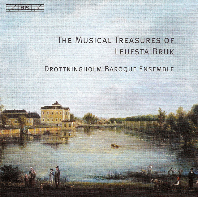 The Musical Treasures Of Leufsta Bruk Albumcover
