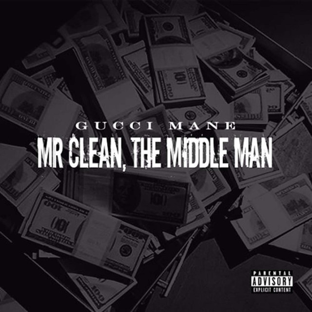 Mr. Clean, The Middle Man Albumcover