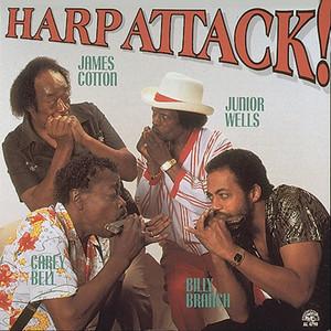Harp Attack! album