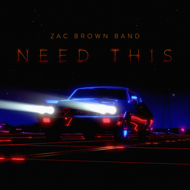 Zac Brown Band - Need This / Warrior / Leaving Love Behind / Someone I Used to Know cover