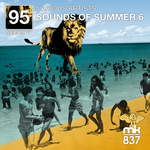 Sounds of Summer Volume 6 Albumcover