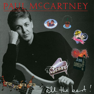 Paul McCartney No More Lonely Nights cover