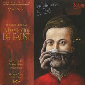Berlioz: La Damnation de Faust album