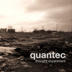 Copertina di Quantec - Thought Experiment