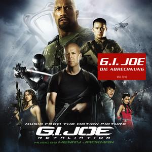 G.I. Joe Die Abrechnung [OT: G.I. Joe Retaliation] Albumcover