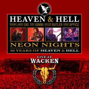 Neon Nights - 30 Years Of Heaven & Hell - Live At Wacken album