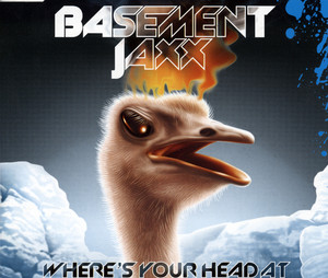 Where's Your Head At album
