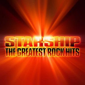 Starship: The Greatest Rock Hits Albumcover