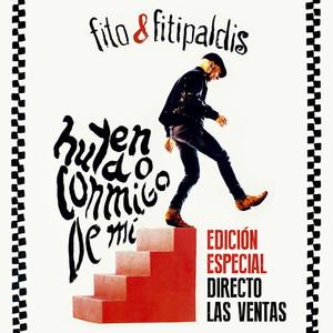 Huyendo conmigo de mí (Edición Directo Las Ventas 2015) Albumcover