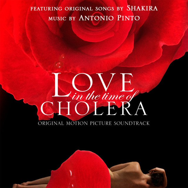 Various Artists Love In The Time Of Cholera: Original Motion Picture Score album cover