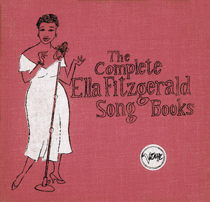 The Complete Ella Fitzgerald Song Books Albumcover
