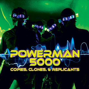 Copies Clones & Replicants album