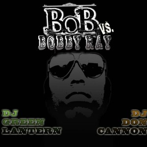 B.o.B vs. Bobby Ray Albumcover