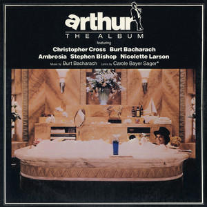 Arthur - The Album  - Christopher Cross
