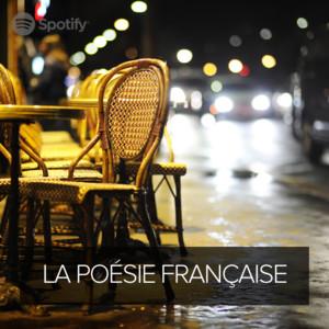 La Poésie Française On Spotify