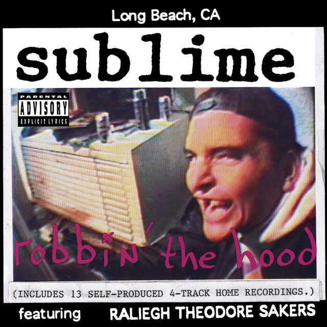 Robbin' The Hood (Explicit Version) Albumcover