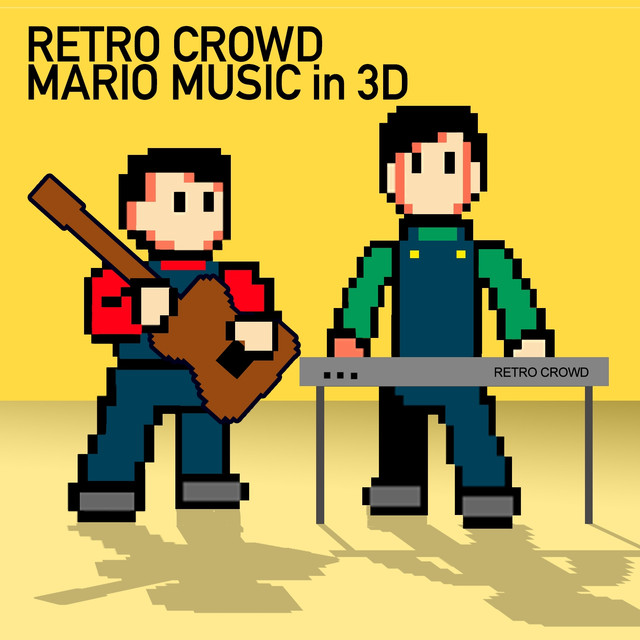 Mario Music in 3D by Retro Crowd on Spotify
