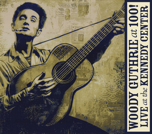 Johnny Cash, Old Crow Medicine Show, Jimmy LaFave, Donovan, Rosanne Cash, Sweet Honey in the Rock, Lucinda Williams, Judy Collins, Tom Morello, Ani DiFranco, Ry Cooder, Jackson Browne, The Del McCoury Band, Tony Trischka, Tim O'Brien, John Mellencamp, Ramblin' Jack Elliott This Train Is Bound for Glory cover