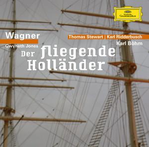 Wagner: Der fliegende Holländer Albumcover
