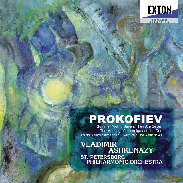Prokofiev: Summer Night, Suite From 'The Duenna' Op. 123 Albumcover