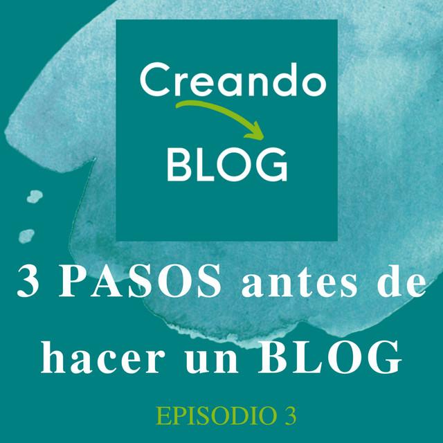 PODCAST: 3 CONSEJOS antes de hacer una página web o un BLOGecha un a esto antes como crear un blog o web
