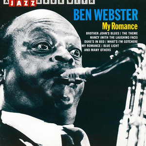 Ben Webster Stormy Weather cover