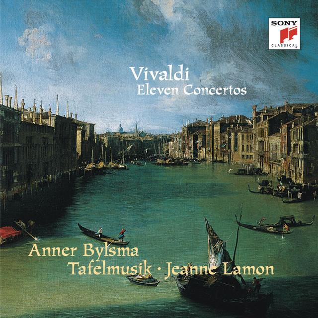 Vivaldi: Eleven Concertos Albumcover