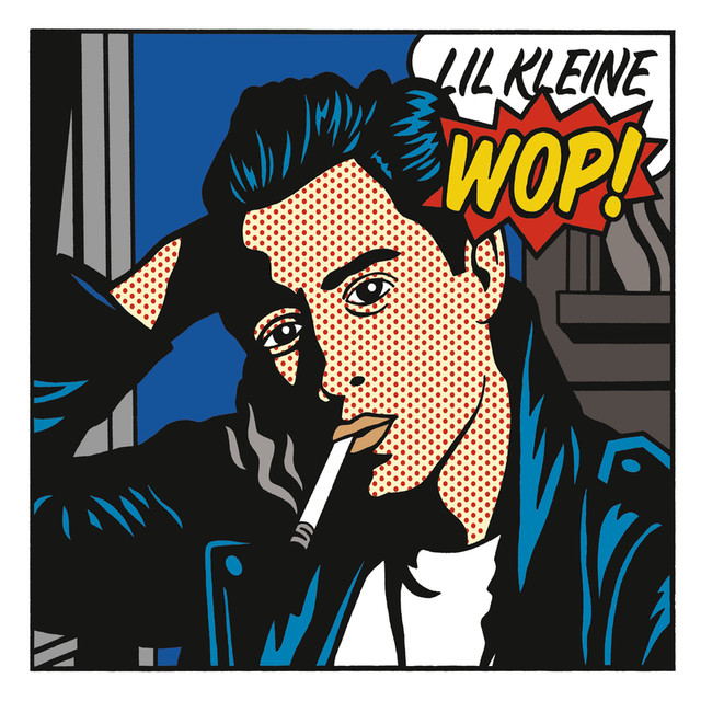 Album cover for WOP by Lil' Kleine