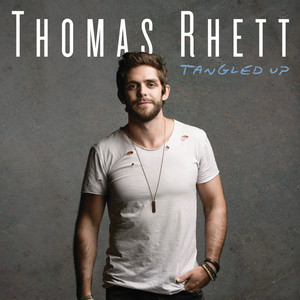 Thomas Rhett Die a Happy Man cover