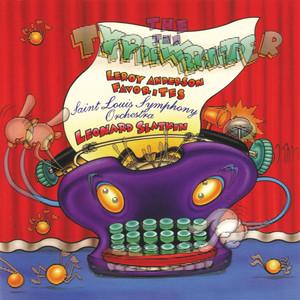 The Typewriter: Leroy Anderson Favorites album