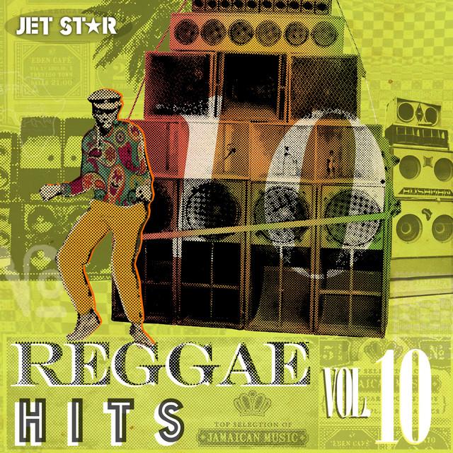 Various Artists Reggae Hits, Vol. 10 album cover