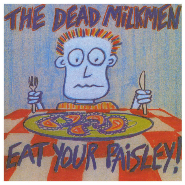 Eat Your Paisley