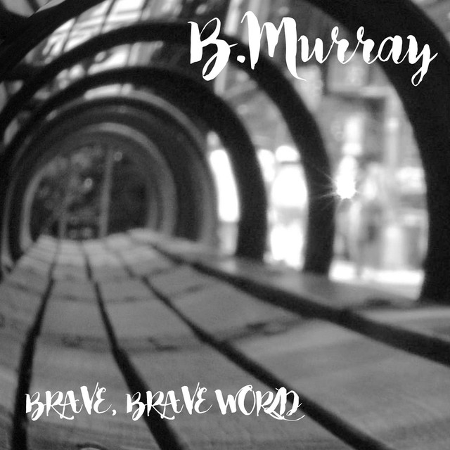 Album cover for Brave, Brave World by B. Murray