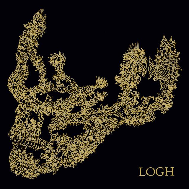 Skivomslag för Logh: The Raging Sun