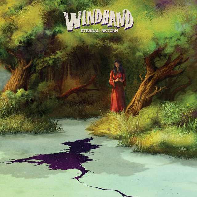 Album cover for Eternal Return by Windhand