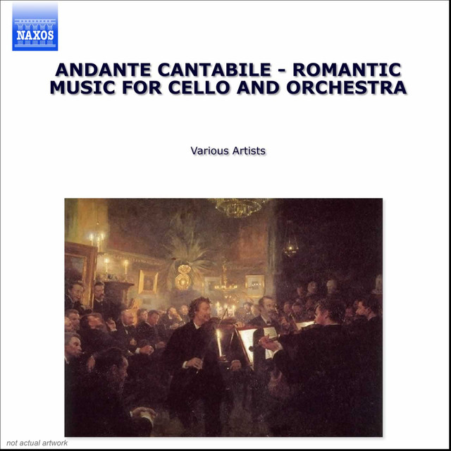 Andante: Romantic Music for Cello and Orchestra