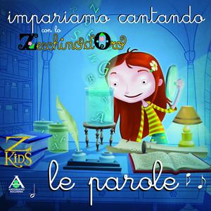 Impariamo cantando con lo Zecchino D'Oro Le PAROLE Albumcover